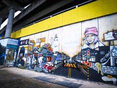 River Graffiti Art - Kuala Lumpur-10
