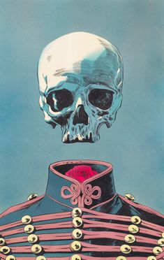 Señor Salme  #anatomy #skull #illustration