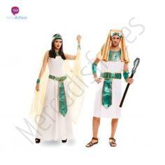 #Disfraces para Grupos de #egípcios #originales #Mercadisfraces tu #tienda de #disfraces online donde podrás comprar tus disfraces #baratos y #originales para tus fiestas de #carnaval y #halloween. Amplio stock en tallas para #grupos y #comparsas.