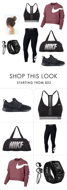 """Untitled #198"" by hillary200 on Polyvore featuring NIKE and TomTom"