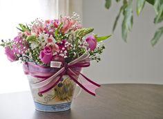 Flower arrangement / Arreglo Floral