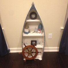 Nautical Nursery shelf- where do i get one of these?!