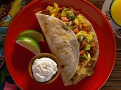 Craving: @Kelsey Nixon's Breakfast Tacos