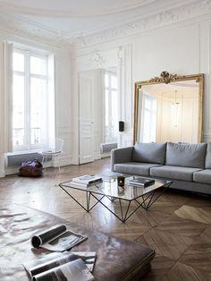 Vintage chique interior