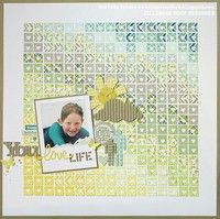 A Project by Melinda Spinks from the 2Peas Scrapbooking Gallery originally submitted 03/29/13 at 09:10 AM