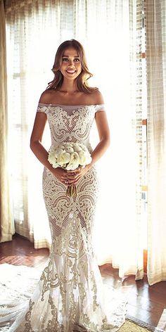fa1dad0ee Bridal Inspiration  Rustic Wedding Dresses ❤ See more  www.weddingforwar.