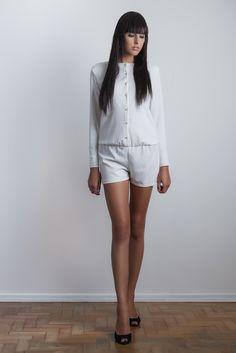 #gverri #gverristore #inverno2013 #macacão #branco #moda #fashion