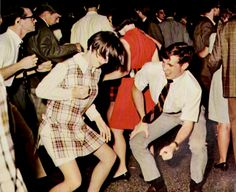Dance. Like it's 1964.
