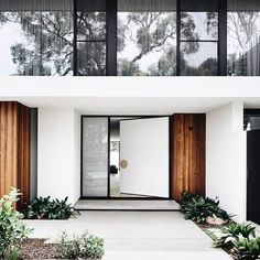 You can find the magnificent exterior design ideas to get your best home. This article will help you to see the best exterior design with a… Continue Reading → Australian Architecture, Architecture Design, Architecture Interiors, Amazing Architecture, Door Design, Exterior Design, Exterior Rendering, Entrance Design, Scandinavian Doors