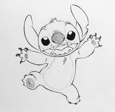 disney drawing drawings sketches stitch characters easy cartoon character super discover looking