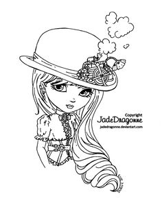 jade dragonne coloring pages - Pesquisa Google