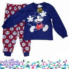 Tenemos modelos #Graciosos y #Alegres en #Pijamas para tu #bebe 3er.Piso #RecienNacidos #Mickey #niño