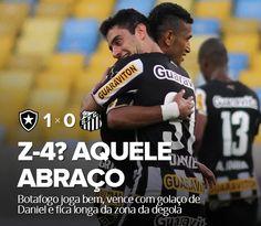 Blog do Felipaodf: Golaço de Daniel dá vitória ao Bota contra o Santo...