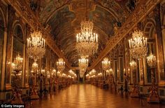 Palace of Versailles - Getty Images