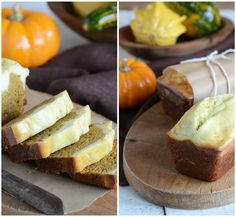 Pumpkin & Cheese Spice Bread