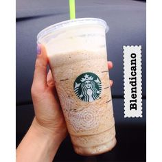 New Post: The BLENDICANO from Starbucks.  $3.50 for a much lighter version of a frappachino. Created by Mshell Fitness. Check this out.  http://healthyhappyholisticlifestyle.blogspot.com/2014/07/the-blendicano-starbucks-gone-healthy.html