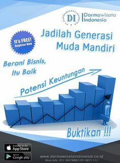 yang muda yang berkreasi www.darmawisataindonesia.co.id