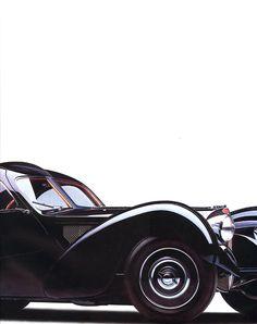 1938 Bugatti 57S Atlantic 640