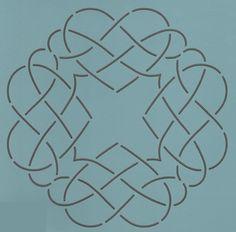 "Heart Wings 7"" - The Stencil Company"