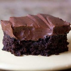 Chocolate Sauerkraut Cake With Sour Cream Frosting Recipe by Cookie Madness