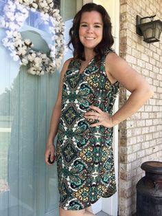 Renee C Naveen Dress | @stitchfix #stitchfix | www.cottentales.com