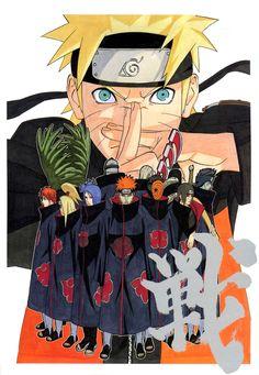 Naruto Uzumaki Art Book 2 - 70