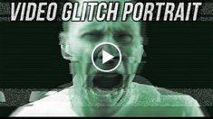 Photoshop Tutorial: How to Create a CRT Monochrome, Video Glitch Portrait http://videotutorials411.com/photoshop-tutorial-how-to-create-a-crt-monochrome-video-glitch-portrait/ #Photoshop #adobe #lightroom #graphicdesign #photography