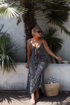 If I could only wear one print for the rest of my life, I think it would have to be stripes. It just doesn't get ay more classic than that. And my favorite thing? While the pattern is timeless, there are so many modern ways to wear it! This striped maxi dress was supposed to...Read the Post