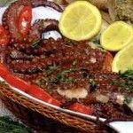 Greek Octopus Salad (Ktapodosalata) Recipe