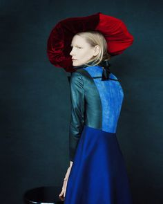 nice Muse Magazine Fall 2014 | Kirsten Owen by Erik Madigan Heck  [Editorial]