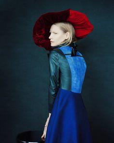 nice Muse Magazine Fall 2014 | Kirsten Owen by Erik Madigan Heck  [Editorial]