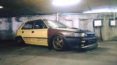 Republic of the Rims For Cars, Toyota Corolla, Car Stuff, Fast Cars, Custom Cars, Spoon, Honda, Mad, Awesome