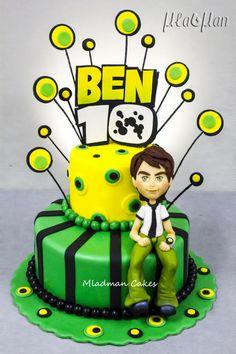 Ben 10 - Cake by MLADMAN
