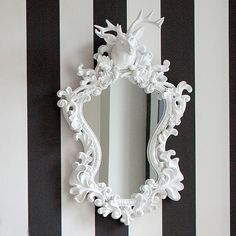My Deer Looking Glass  http://www.frenchbedroomcompany.co.uk/store/mirrors-screens/mirrors/product/my-deer-looking-glass-mirror  £145