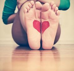 I love your feet by