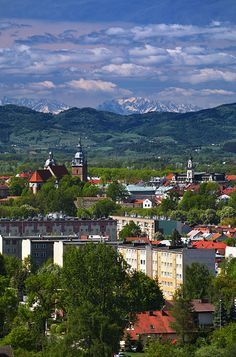 Nowy Sącz Poland The Beautiful Country, Beautiful World, Beautiful Places, Poland Cities, Poland History, Site History, Heart Of Europe, Central Europe, Krakow