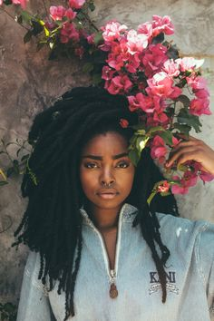 twists, afro hair, afro hairstyle, black girl stylin'