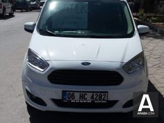 İLK SAHİBİNDEN Ford Tourneo Courier 1.6 TDCi Deluxe