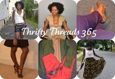 thrifty threads 365, thrift shopping challenge, shopping challenge