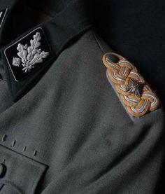 Waffen-SS Tunic. Gruppenführer. Four Pocket.