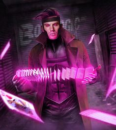 Hope it works out for Channing Tatum to play Gambit