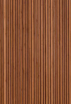 """The Linear Line Bamboo Wall Panels Collection is made entirely of carved Plyboo bamboo. They're dense and durable, and are 4'x8' X 3/4"""" thick. This line suggests the natural, tactile quality of a woven textile that is both curious and compelling. The Linear Line collection is suitable for any interior feature, and is available in 6 architecturally inspired styles."""