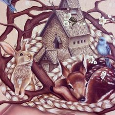 Arte da fantasia por Kari-Lise Alexander