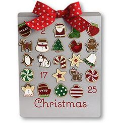 2010 Cookie Sheet Countdown Magnet Set