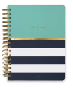 2017 Anchored Press Daily Devotional Planner - Oceana Aqua. A Daily Planner that will keep you organized and anchored in God's Word. Filled with daily Scripture and Devotion.