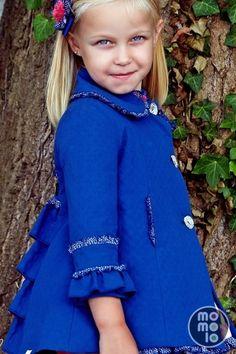 MOMOLO | moda infantil |  Abrigos Lolittos, niña, 20160131012257
