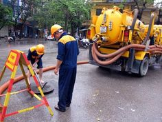 Dịch vụ hút bể phốt tại Thành Phố Phủ Lý - Hà Nam