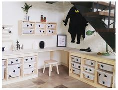 Ikea Trofast Storage, Ikea Toys, Cosy Apartment, Room Corner, Toy Rooms, Kids Storage, Girl Room, Kids Bedroom, Room Inspiration