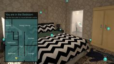 A new Australian app uses 3D simulations of a home environment to help people living with dementia.