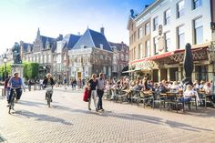 Eating and shopping in Haarlem, a 15 min train ride away from Amsterdam #daytrips #thenetherlands